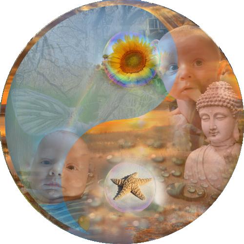 Mine børn er yin ogyang